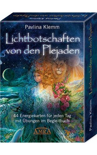 Lichtbotschaften von den Plejaden Kartenset - Pavlina Klemm