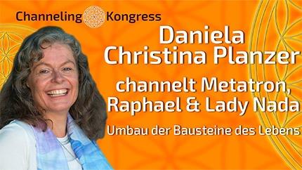 Umbau der Bausteine des Lebens - Daniela Christina Planzer