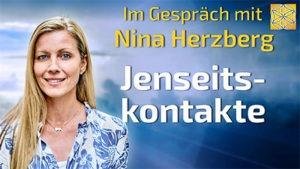 Jenseitskontakte - Nina Herzberg im Gespräch