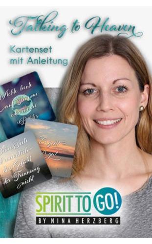 Talking to Heaven Kartenset - Nina Herzberg